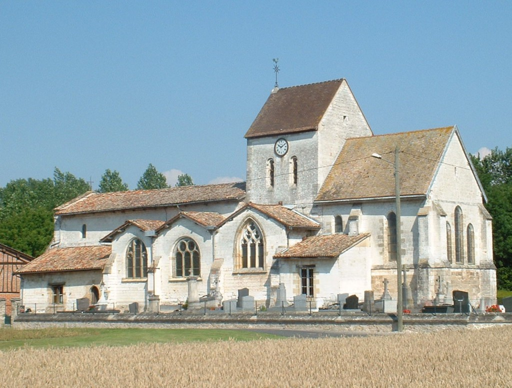 Église Saint-Memmie