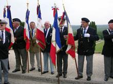 Le Comité du Souvenir Français à Douaumont