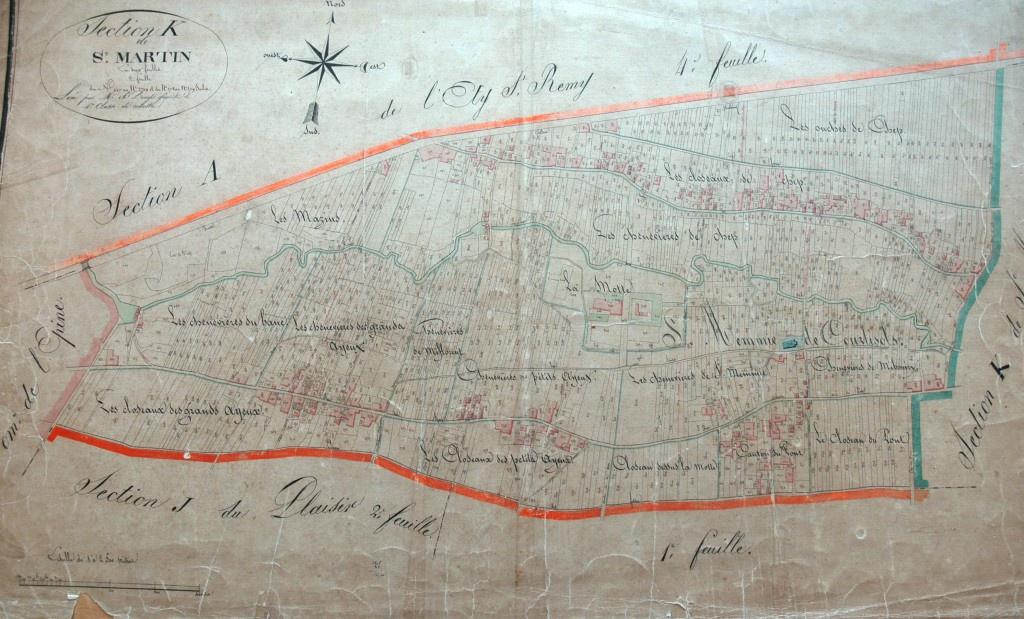 Saint-Memmie 1811